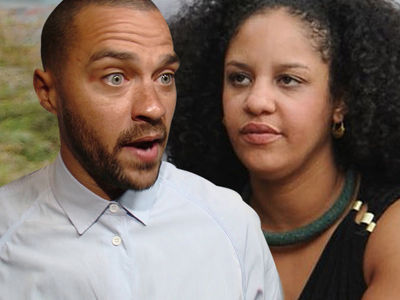 Jesse Williams and Estranged Wife War Over Instagram Pics of Kids