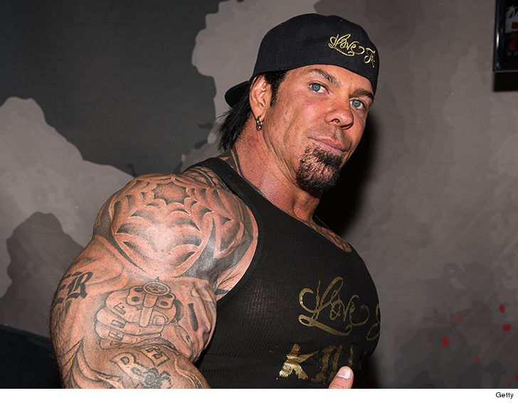 Champion bodybuilder Rich Piana dies at 46