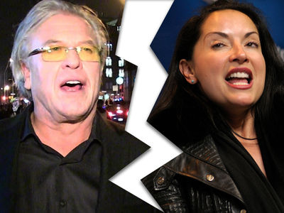 Ron White's Estranged Wife Says He Left Her For Broke