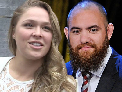Ronda Rousey Marrying Travis Browne During McGregor Fight