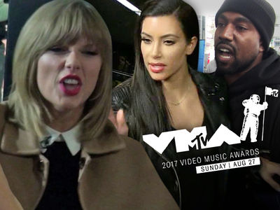 Taylor Swift Won't Get Her Showdown with Kim Kardashian, Kanye West at the VMAs