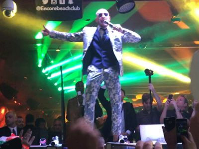 Conor McGregor Parties Hard After Mayweather Fight