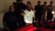 Floyd Mayweather Parties at Girl Collection Strip Club after Conor McGregor Fight