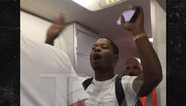 'Straight Outta Compton' Star Jason Mitchell Handcuffed After Tirade on Delta Flight (UPDATE)