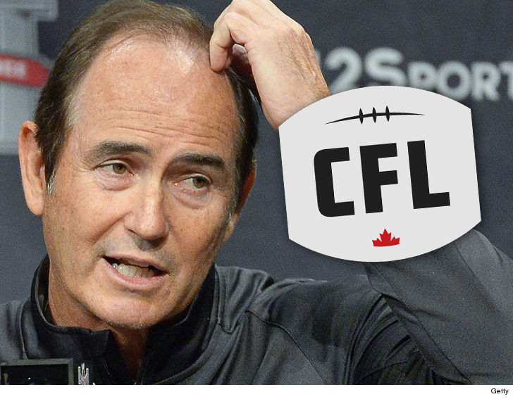 Art Briles Booted From CFL Job