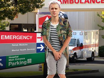 Justin Bieber's Swollen Balls Triggers Hospital Lawsuit