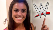 WWE Signs 'American Ninja Warrior' Legend Kacy Catanzaro