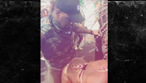 'Star Wars' Star John Boyega Bumps & Grinds at Notting Hill Carnival