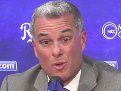 KC Royals GM Says Porn Is Bad for Baseball Players