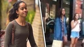Cute Asian Girls Porn Malia Obama Im Not A Caged Animal