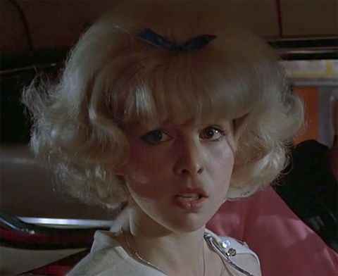 Candy Clark is best known for playing the fun-loving blonde bombshell Debbie in the OG George Lucas film 'American Graffiti.'
