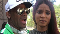 R. Kelly Gets Visit from Cops, Savage Family Requests Welfare Check