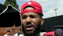 The Game Sued for Skipping on $8,500 Burger Tab, Game Calls BS