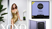 XOXO Sues Trojan Condoms for Stealing Logo