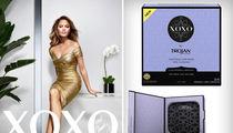 XOXO Sues Trojan Condoms for Stealing Logo