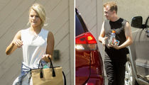 Frankie Muniz Arrives for Dance Practice Amid 'DWTS' News