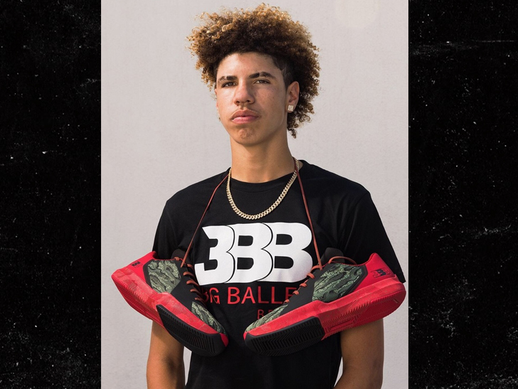 Lamelo ball drops new bbb shoe with 395 price tag for Bb b