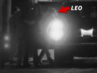 Leonardo DiCaprio Hides Out with Hot Chicks After Million Dollar Harvey Donation