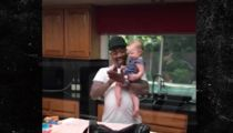 Ray J Tries to Impress Princess Love by Babysitting Manager's 1-Year-Old on 'L&HHH'