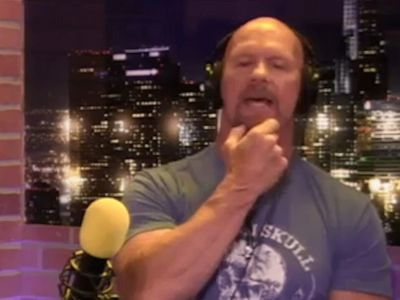 'Stone Cold' Steve Austin: I Spoke with Ric Flair, He's Laughing Again!