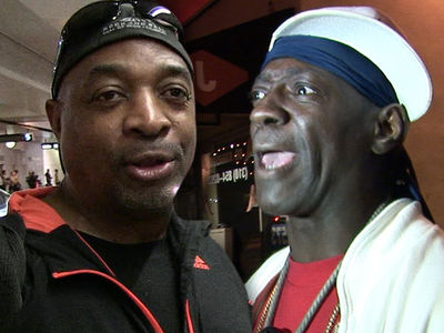 Public Enemy's Chuck D Will Let Flavor Flav Lawsuit Slide, Vows They'll Perform Together