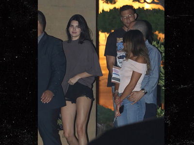 Blake Griffin & Kendall Jenner Go Back-to-Back Date Night