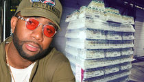 Jas Prince Springs Into Action Amid Price Gouging Water in Houston