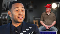 John Legend Wants 'Out of Shape' Trump Supporters for Music Vid