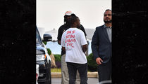 Kanye West Takes Shot at Taylor Swift on T-Shirt