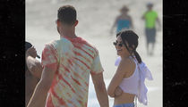 Kendall Jenner and Blake Griffin on Beach Date in Malibu
