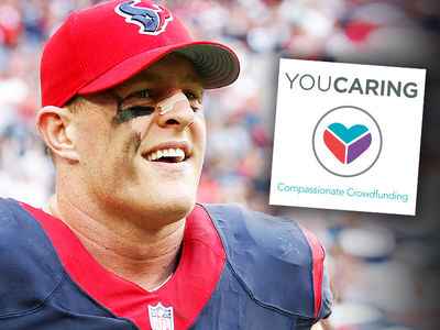 J.J. Watt Harvey Relief Fund Hits $20 Million, 'Truly Incredible'