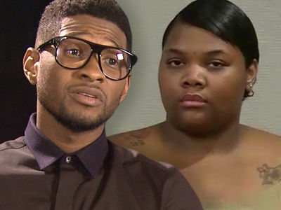Usher Accuser Quantasia Sharpton Says She Has a Sex Tape with Him