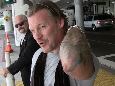 Chris Jericho: Here's Why Conor McGregor's Not Coming to WWE ... Yet