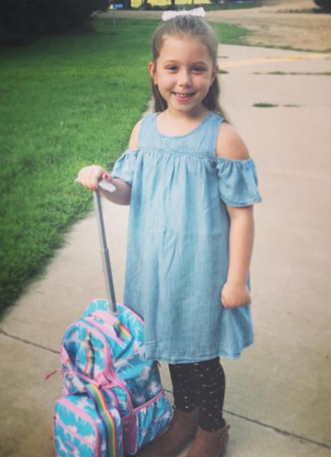 Chelsea DeBoer's Daughter
