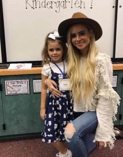 Amanda Stanton's Daughter