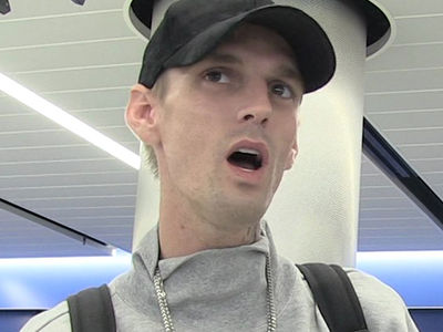 Aaron Carter Gets Visit from Cops 3 Times in a Day for Gun, Safety Concerns