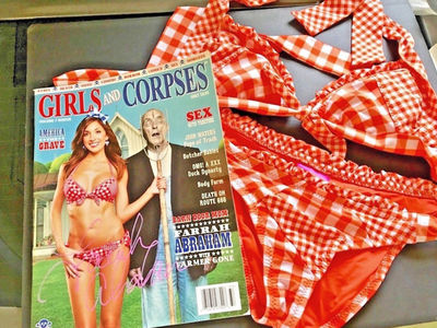 Farrah Abraham's 'Girls and Corpses' Bikini and Heels Up for Auction