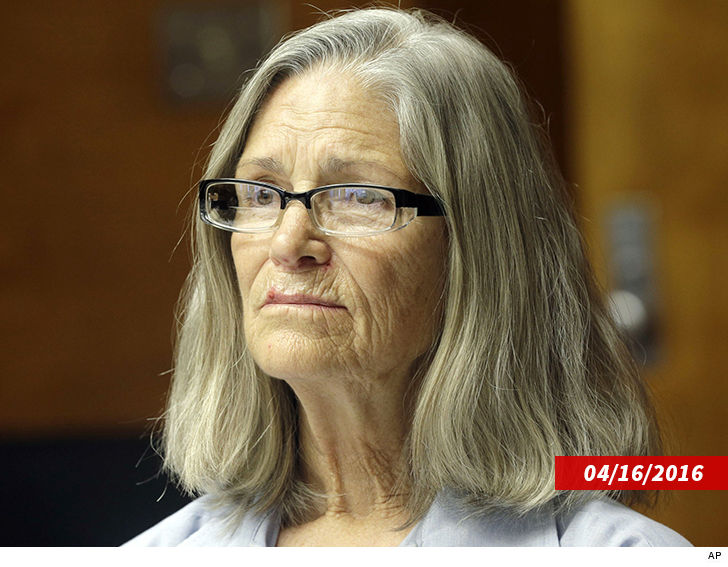 The youngest member of Charles Manson's murderous family went before a parole panel for the 21st time... and took a big step toward being released