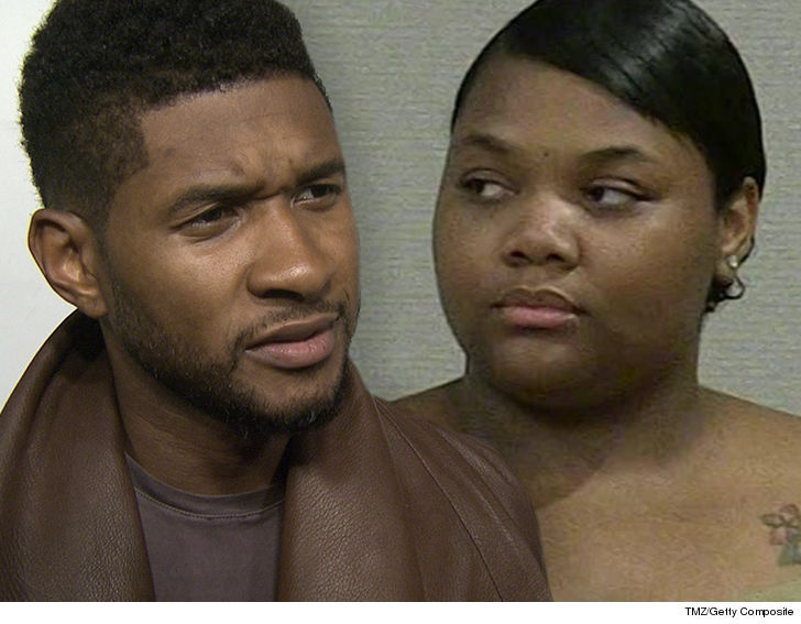 Usher Accuser Says She Has Videotape Of Their Encounter