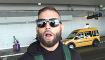 UFC's Jeremy Stephens Still Wants to KO Conor McGregor ... But First, Love