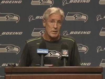 Pete Carroll: Michael Bennett Incident Is 'Horrendous,' We Stand By Him