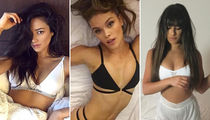 Babes in Bed -- Snuggle Up!