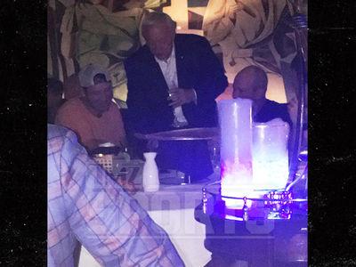 Tony Romo & Jerry Jones: The Steakhouse Reunion