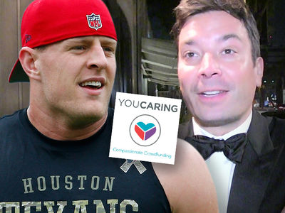 J.J. Watt Harvey Relief Fund Passes $30 Million ... with Assist from Jimmy Fallon!
