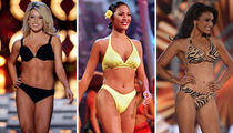 Hot Shots of Miss America Winners in Bikinis -- See the Historic Swimsuit Competition