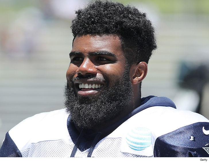 Ezekiel Elliott eligible to play indefinitely after judge grants temporary restraining order