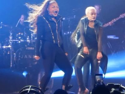 Janet Jackson Goes Back On Tour, Looking So Good