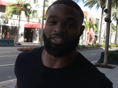 Tyron Woodley: Forget Friendship, Andre Ward and I Should Fight