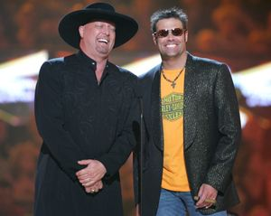 Eddie Montgomery and Troy Gentry Photos