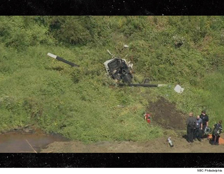 Troy Gentry Helicopter Crash Investigators Questioning Pilot's Decisions